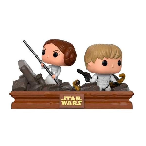 Figura POP Star Wars Luke 038 Leia Trash Compactor Exclusive