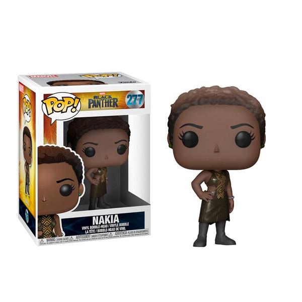 Figura POP Marvel Black Panther Nakia