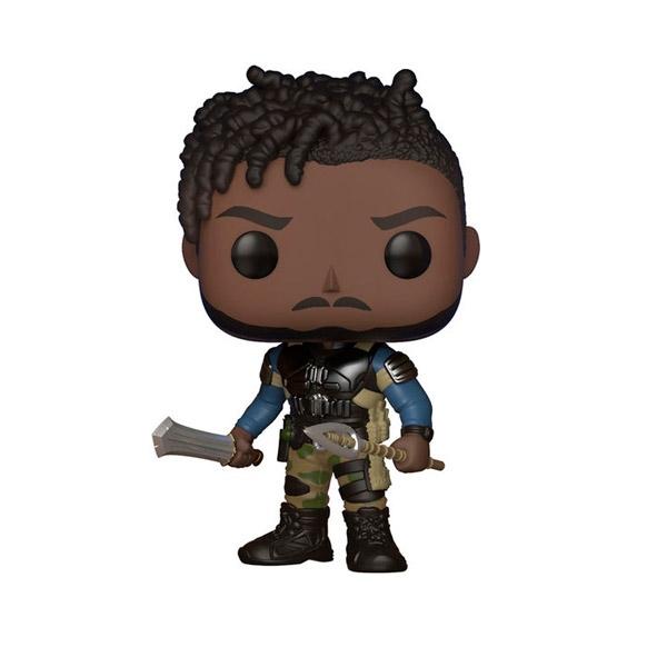 Figura POP Marvel Black Panther Killmonger