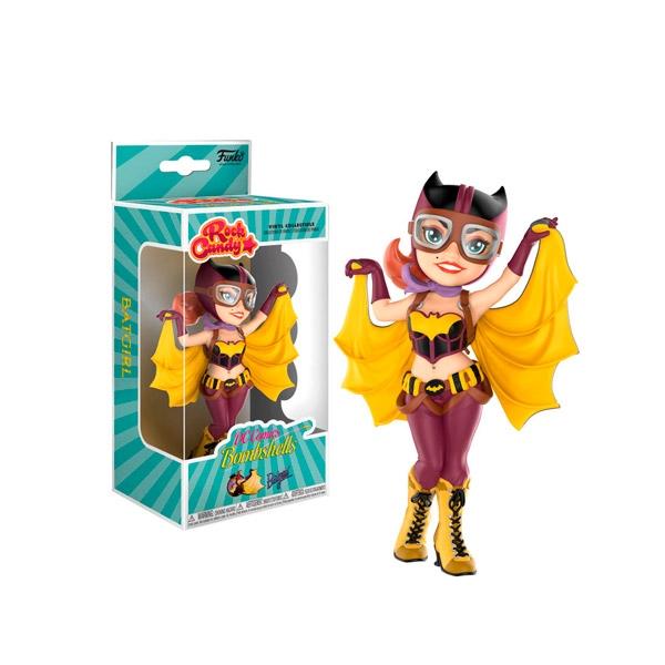 Figura Rock Candy DC Bombshells Batgirl