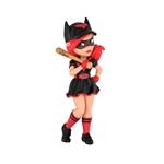 Figura Rock Candy DC Bombshells Batwoman