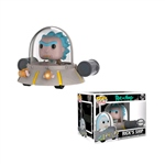 Figura POP Rick & Morty Space Cruiser Exclusive