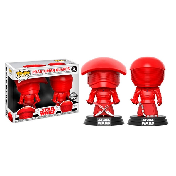 Figuras POP Star Wars The Last Jedi Praetorian Guards
