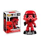 Figura POP Star Wars Red Stormtrooper Exclusive