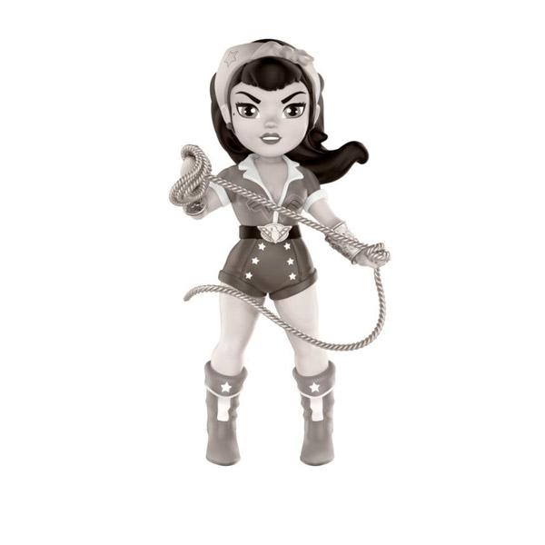 Figura Vinyl Rock Candy DC Bombshells Wonder Woman Exclusive