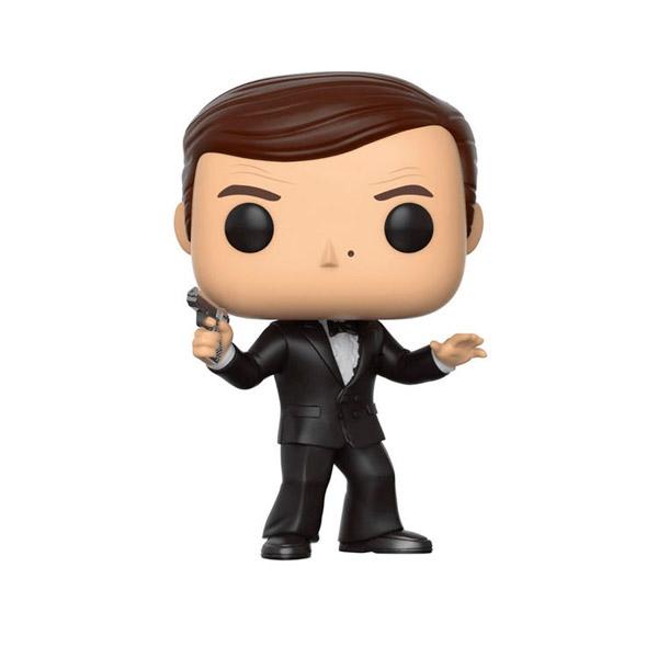 Figura POP James Bond 007 Roger Moore