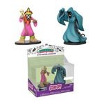 Set figuras Scooby Doo Hero World Witch Doctor & Phantom
