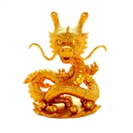 Figura POP Dragonball Z Shenron Dragon Gold Exclusive 15cm