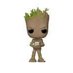 Figura POP Marvel Avengers Infinity Teen Groot w/ Video Game
