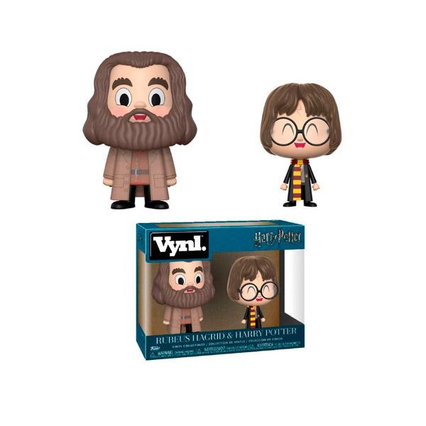 Set figuras Vynl Harry Potter Harry & Hagrid