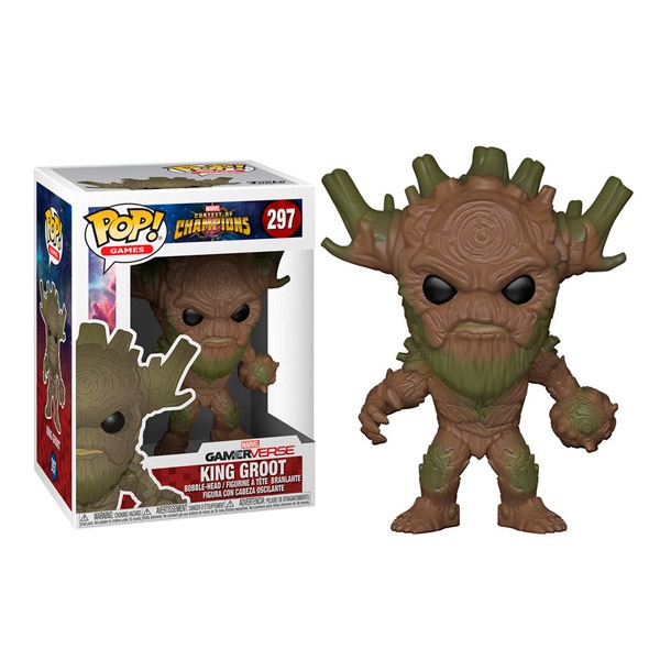 Figura POP Marvel Contest of Champions King Groot