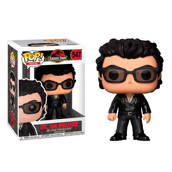 Figura POP Jurassic Park Dr Ian Malcolm