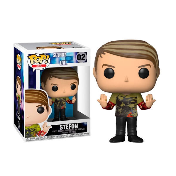 Figura POP Saturday Night Live Stefon