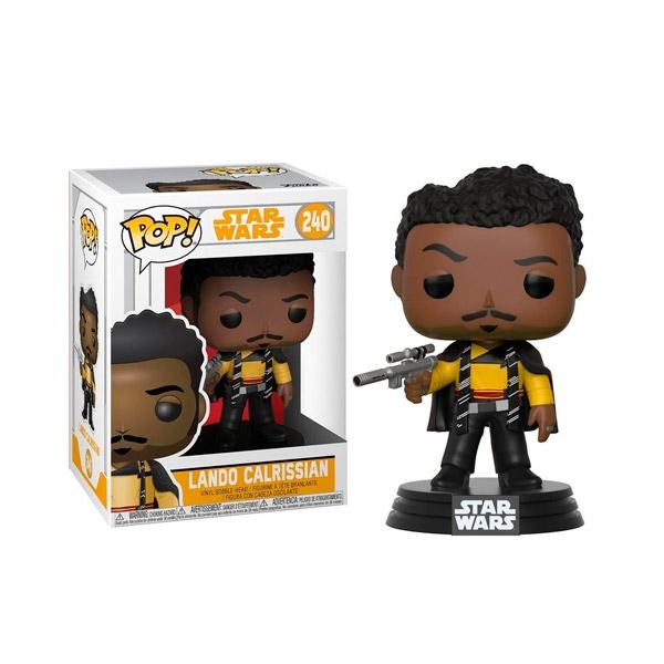 Figura POP Star Wars Solo Lando Calrissian