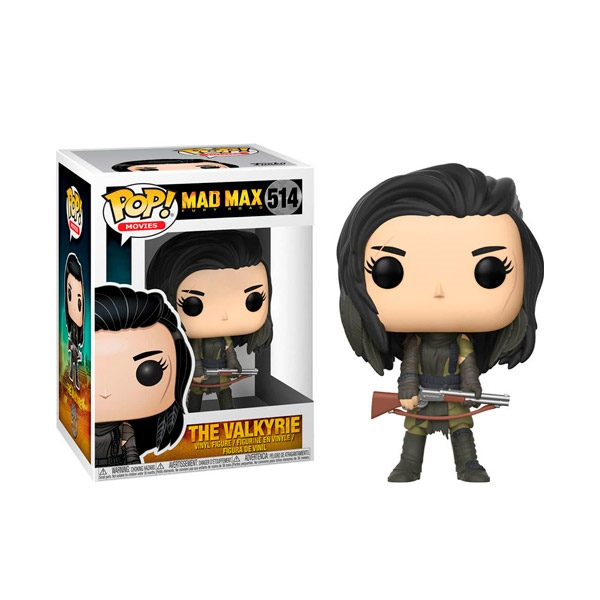 Figura POP Mad Max Fury Road The Valkyrie