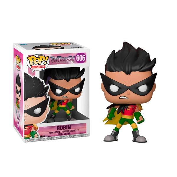 Figura POP Teen Titans Go The Night Begins to Shine Robin