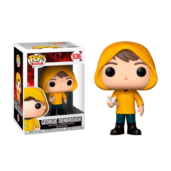 Figura POP It Georgie with Boat