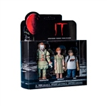 Set Funko Action It 2017 Pennywise Ben Beverly