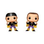 Set 2 figuras POP WWE Bullet Club Young Bucks Exclusive