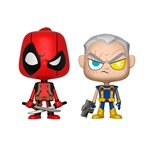 Figuras Vynl Marvel Deadpool amp Cable