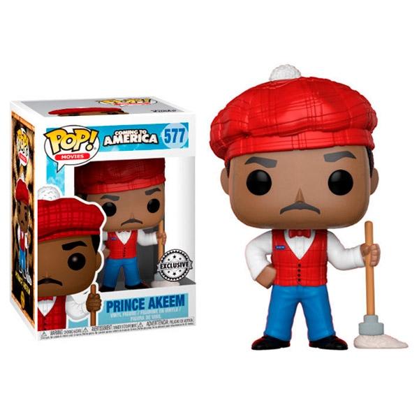 Figura POP Coming to America Prince Akeem Exclusive