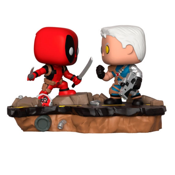 Figura POP Marvel Deadpool vs Cable