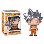Funko POP Goku Dragon Ball Z Ultra Instinct Form