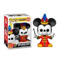 Funko POP Disney Mickey's 90th Band Concert