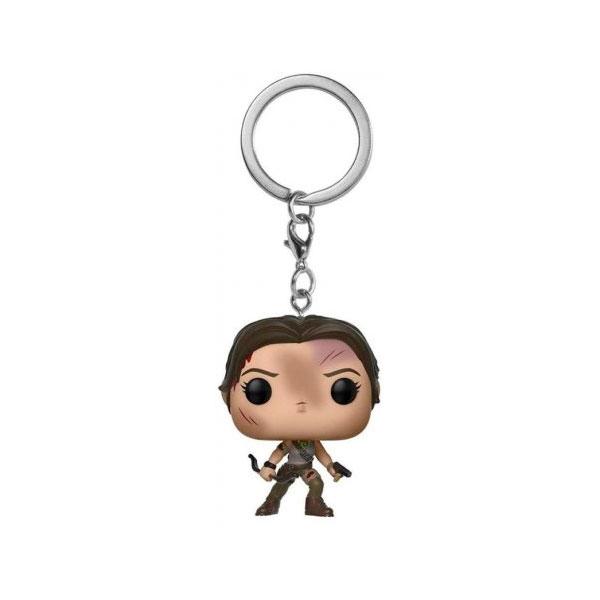 Llavero Pocket POP Tomb Raider Lara Croft
