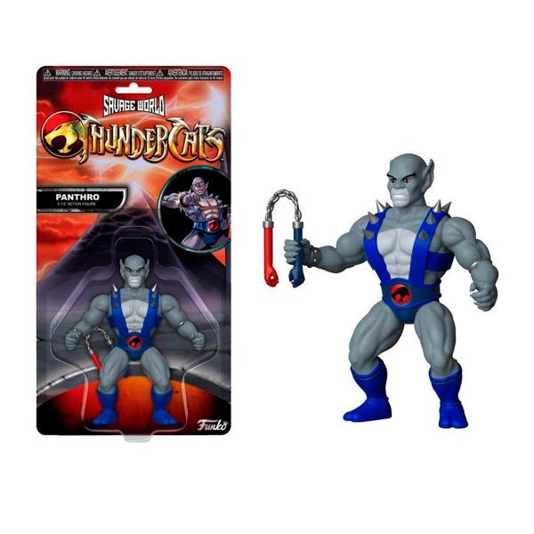 Figura action Savage World Thundercats Panthro