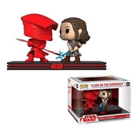 Figuras POP Star Wars The Last Jedi Rey amp Praetorian Guard