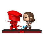 Figuras POP Star Wars The Last Jedi Rey amp Praetorian Guard