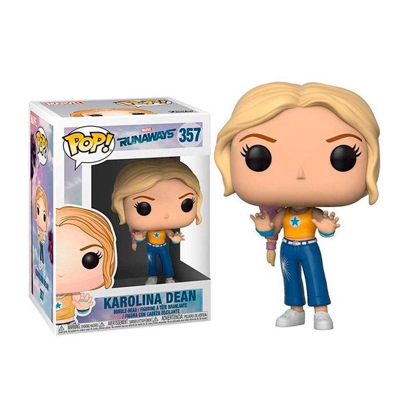 Figura POP Marvel Runaways Karolina