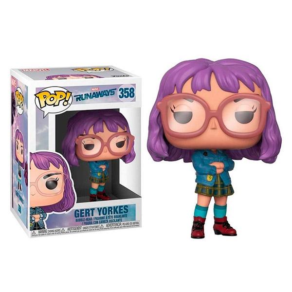 Figura POP Marvel Runaways Gert