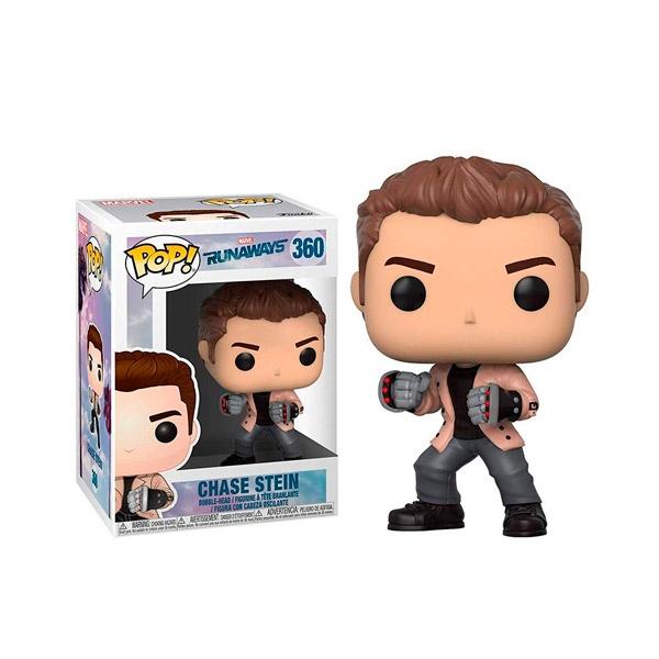 Figura POP Marvel Runaways Chase