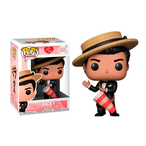Figura POP I Love Lucy Ricky