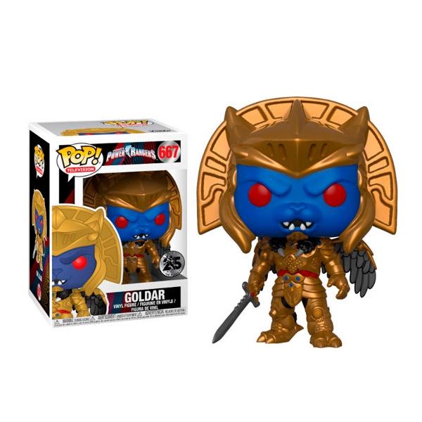 Figura POP Power Rangers Goldar