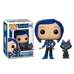 Figura POP Coraline with Cart Buddy