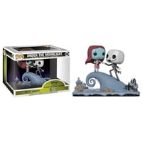 Funko POP Disney PADN Jack and Sally on the Hill