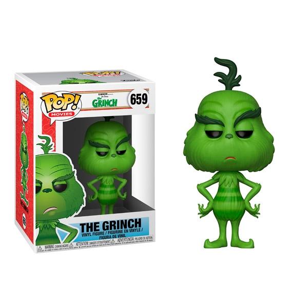 Figura POP The Grinch 2018 The Grinch
