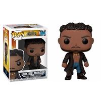 Figura POP Marvel Black Panther Killmonger with Scars