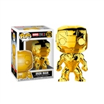 Figura POP Marvel Studios 10 Iron Man Gold Chrome