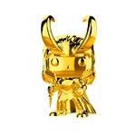 Figura POP Marvel Studios 10 Loki Gold Chrome