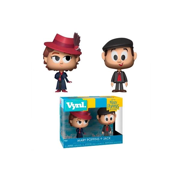 Figuras Vynl Disney Mary Poppins Mary & Jack the Lamplighter