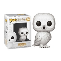 Figura POP Harry Potter Hedwig