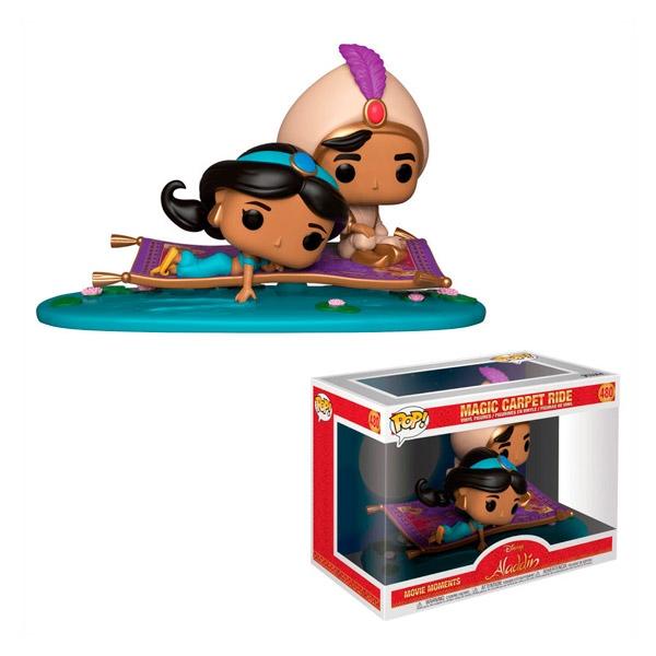 Figura POP Disney Aladdin Magic Carpet Ride