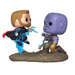Figura POP Marvel Avengers Thor vs Thanos