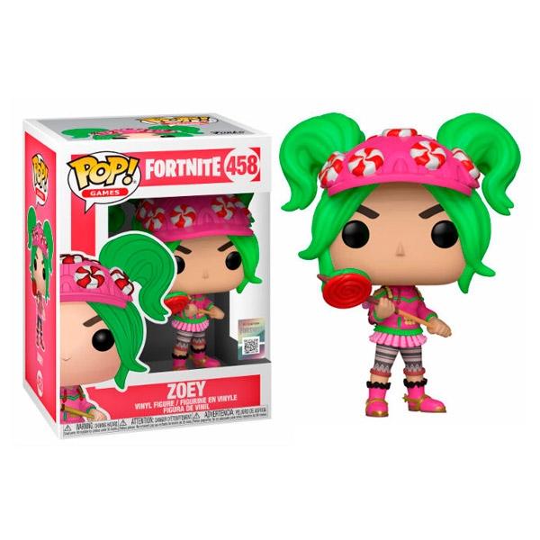 Figura POP Fortnite Zoey Series 2