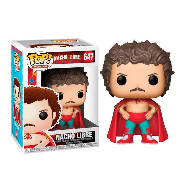 Figura POP Nacho Libre