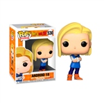 Figura POP Dragon Ball Z Android 18 Serie 5